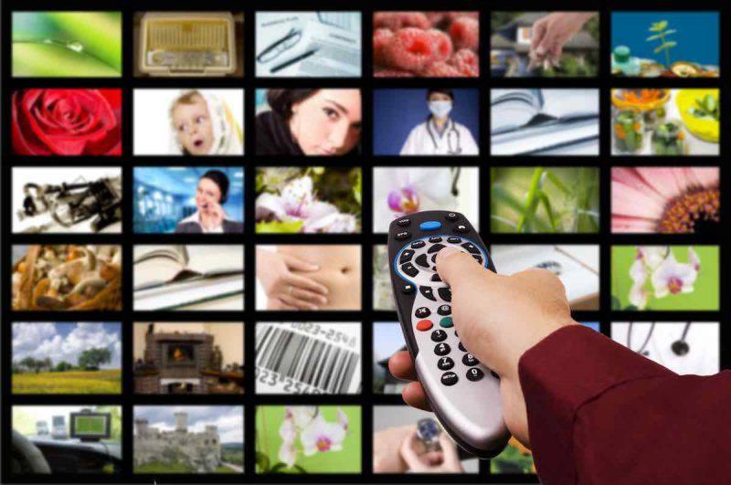 La TV cambia, switch off nel 2022