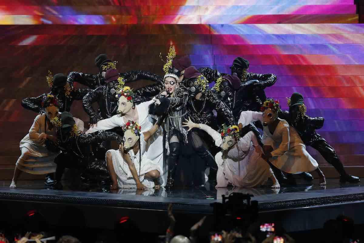 Madonna, annullate tre date del tour della signora Ciccone