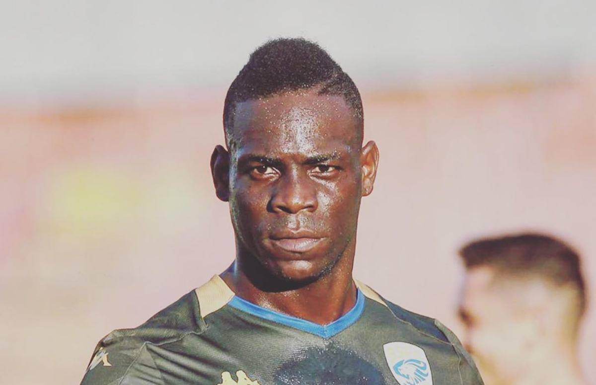 Mario Balotelli guarderà il fratello al GFVip (Getty Images)