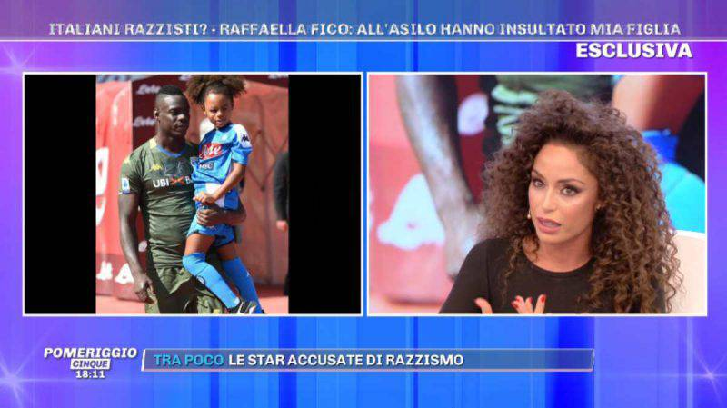 Raffaella Fico primo piano