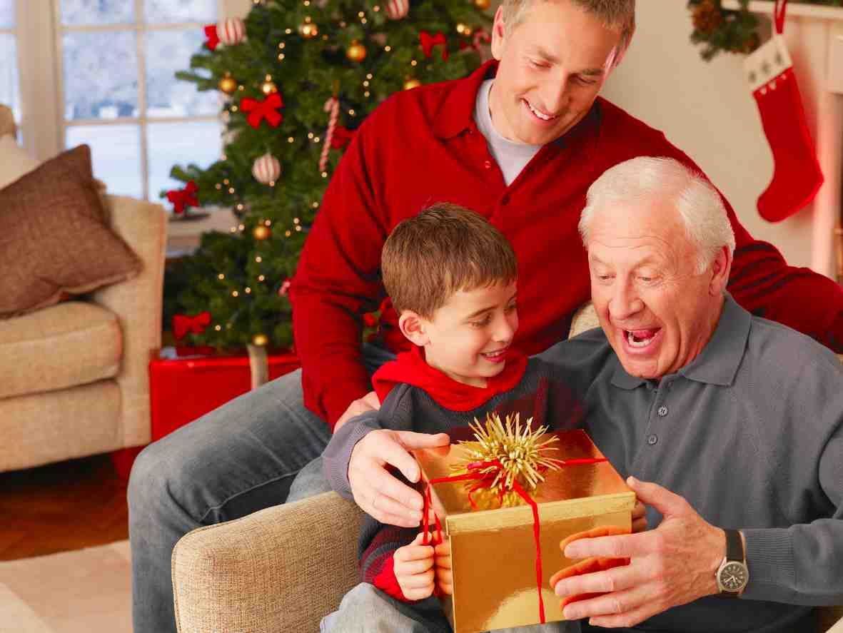 Idee regalo di Natale 2019 per i nonni consigli proposte