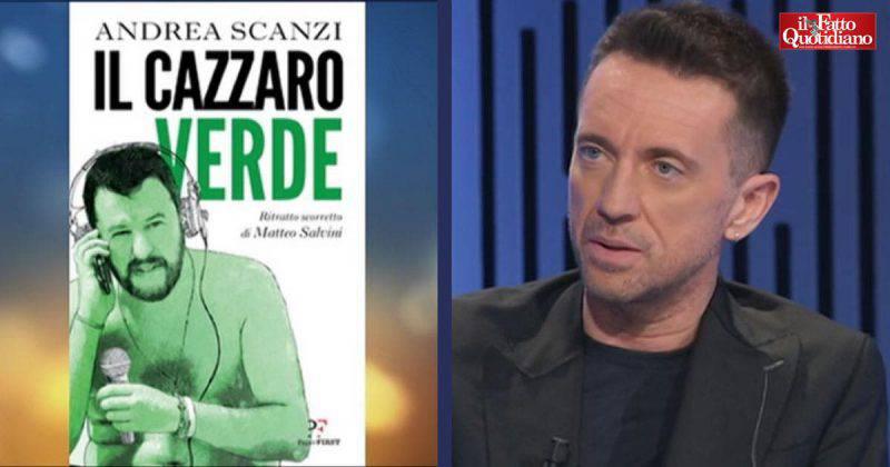 """Il Libro di Andrea Scanzi """"Il Cazzaro Verde"""""""