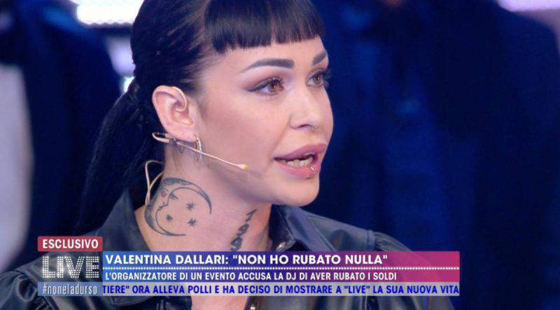 Valentina Dallari primo piano