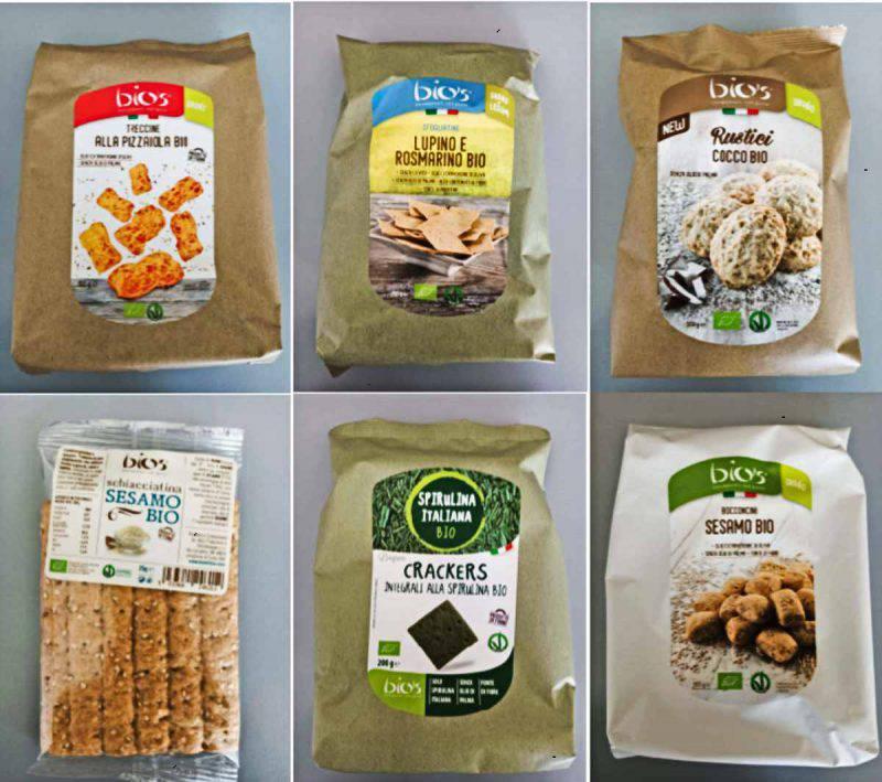 richiami prodotti bio