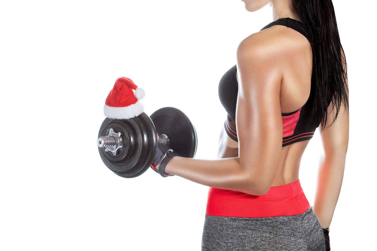 fitness a Natale
