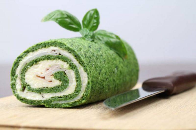 frittata verde