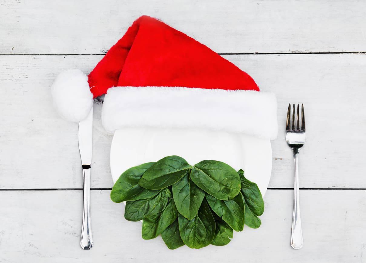 Pranzo di Natale 2019: il menu vegano