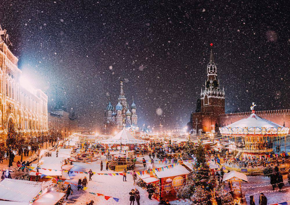 Città da visitare a Natale