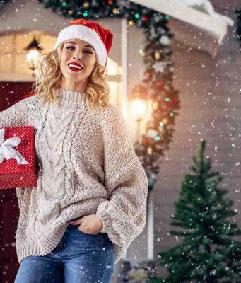 come vestirsi Natale