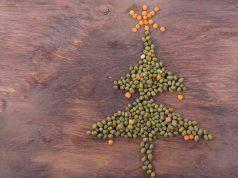Pranzo di Natale 2019: il menu completo a base di legumi