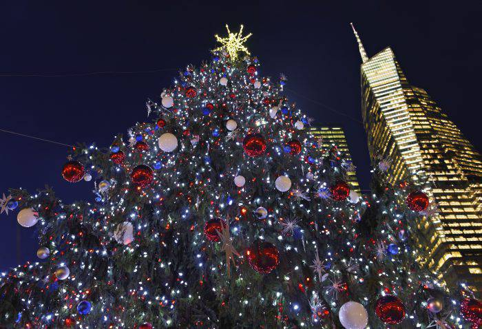Natale a New York: ecco cosa non puoi assolutamente perderti