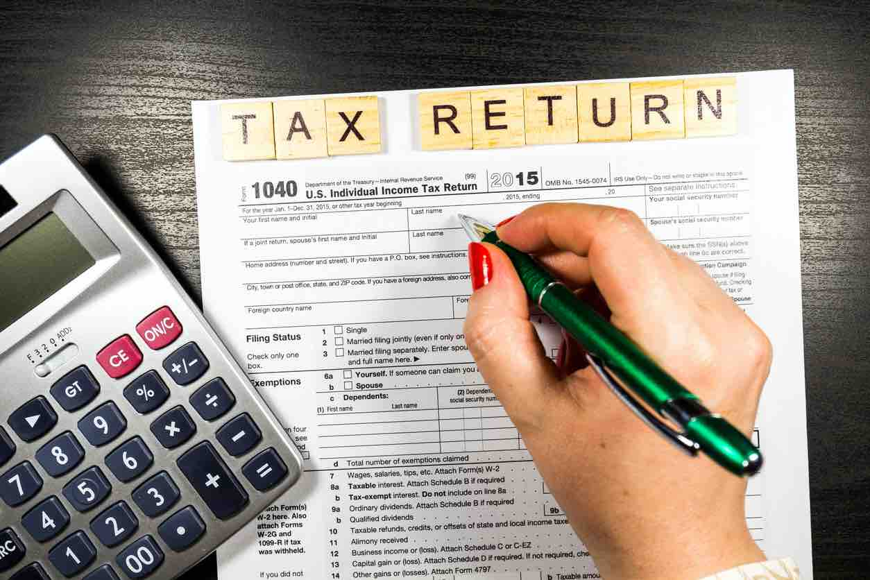 dichiarazione delle tasse