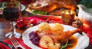 Pranzo di Natale 2019: il menu a base di carne