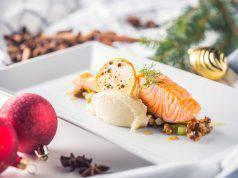 Pranzo di Natale 2019: il menu completo a bae di pesce -VIDEO-