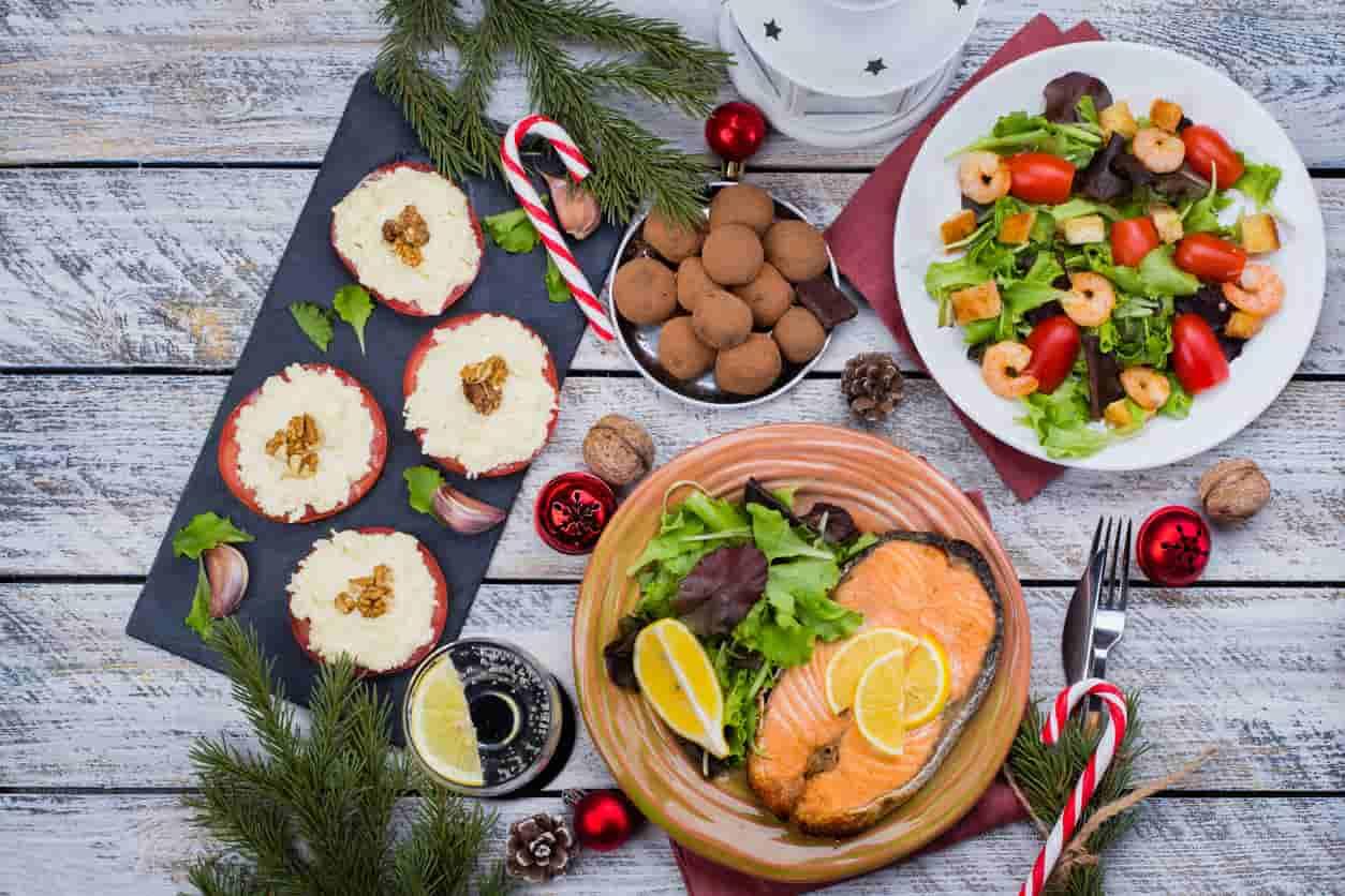 Antipasti Di Pesce Per Natale.Pranzo Di Natale 2019 Le Migliori Ricette Di Pesce Video