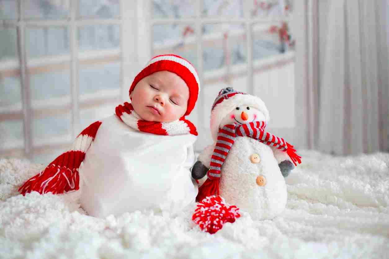 Idee regalo di Natale per il neonato come sceglierlo