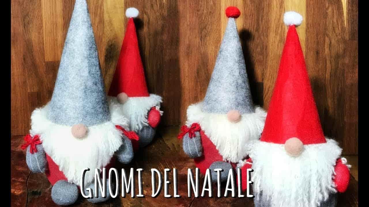 Natale fai da te | Gnomi di Natale -VIDEO-
