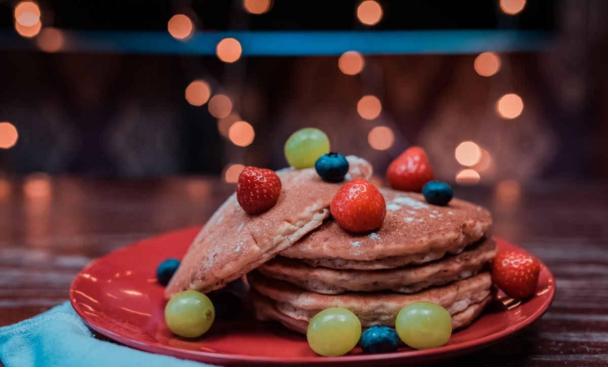 colazione a Natale