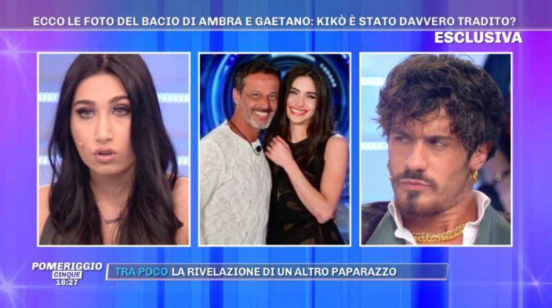 Gaetano e la sua ex