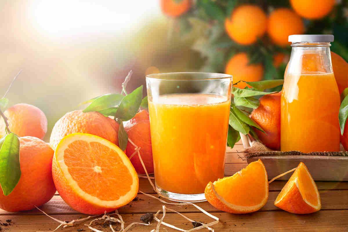 come preparare il tè al mandarino per dimagrire