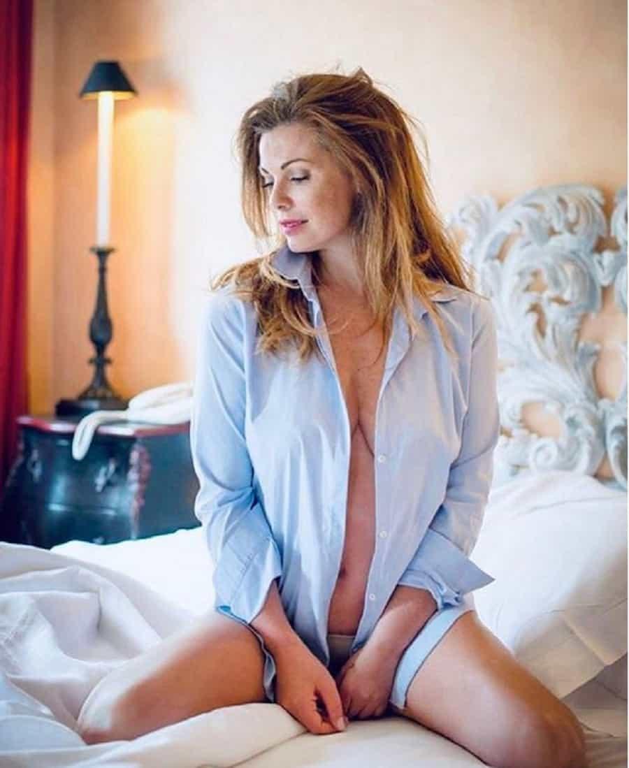 Vanessa Incontrada fa impazzire il web con lo scatto più sensuale