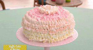 Bake Off Italia   la Ruffle Cake di Martina