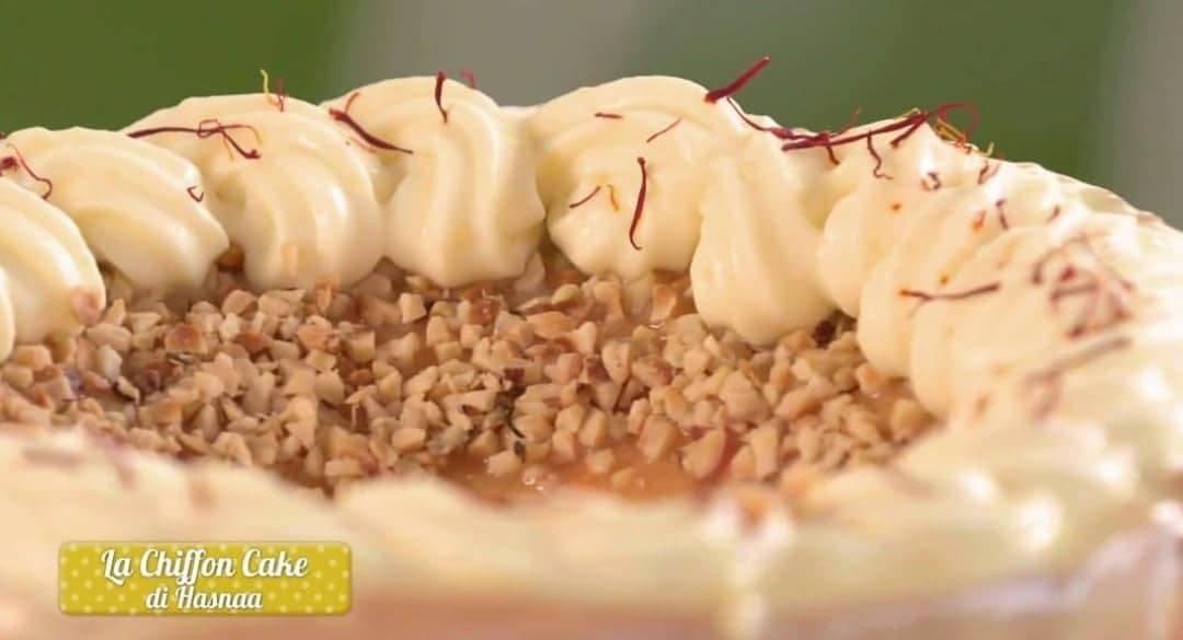 Bake Off Italia | La chiffon Cake di Hasnaa