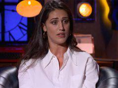 Cecilia Rodriguez confessione