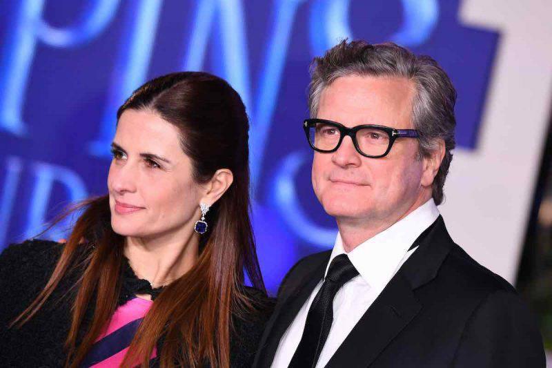 Colin Firth divorzia da Livia Giuggioli