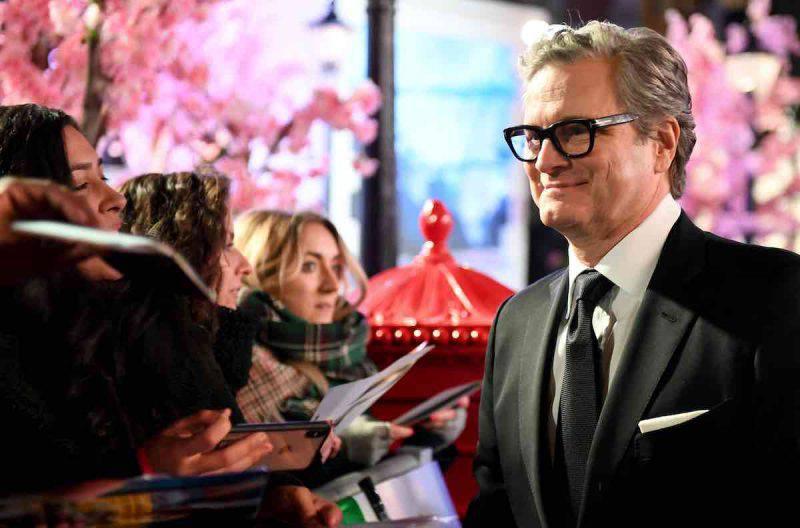 Colin Firth si separa dalla moglie