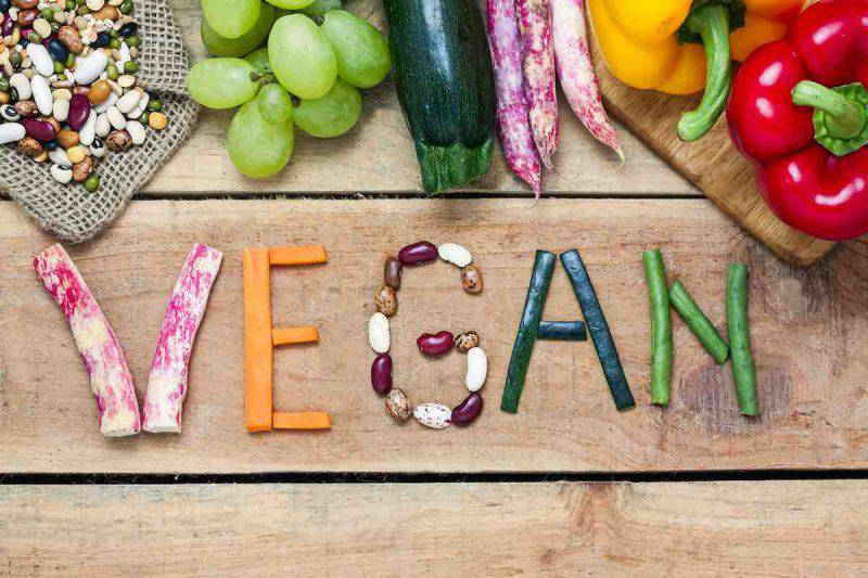 Dieta vegana vegan