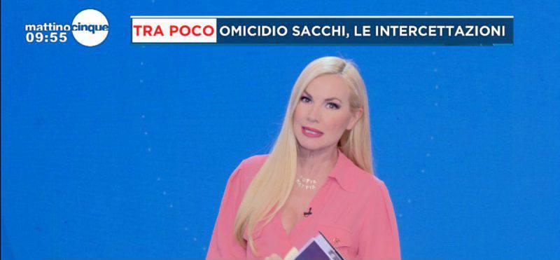Federica Panicucci primo piano