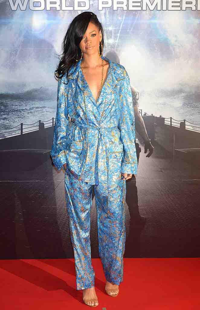 Rihanna moda