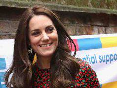 look natale Kate Middleton