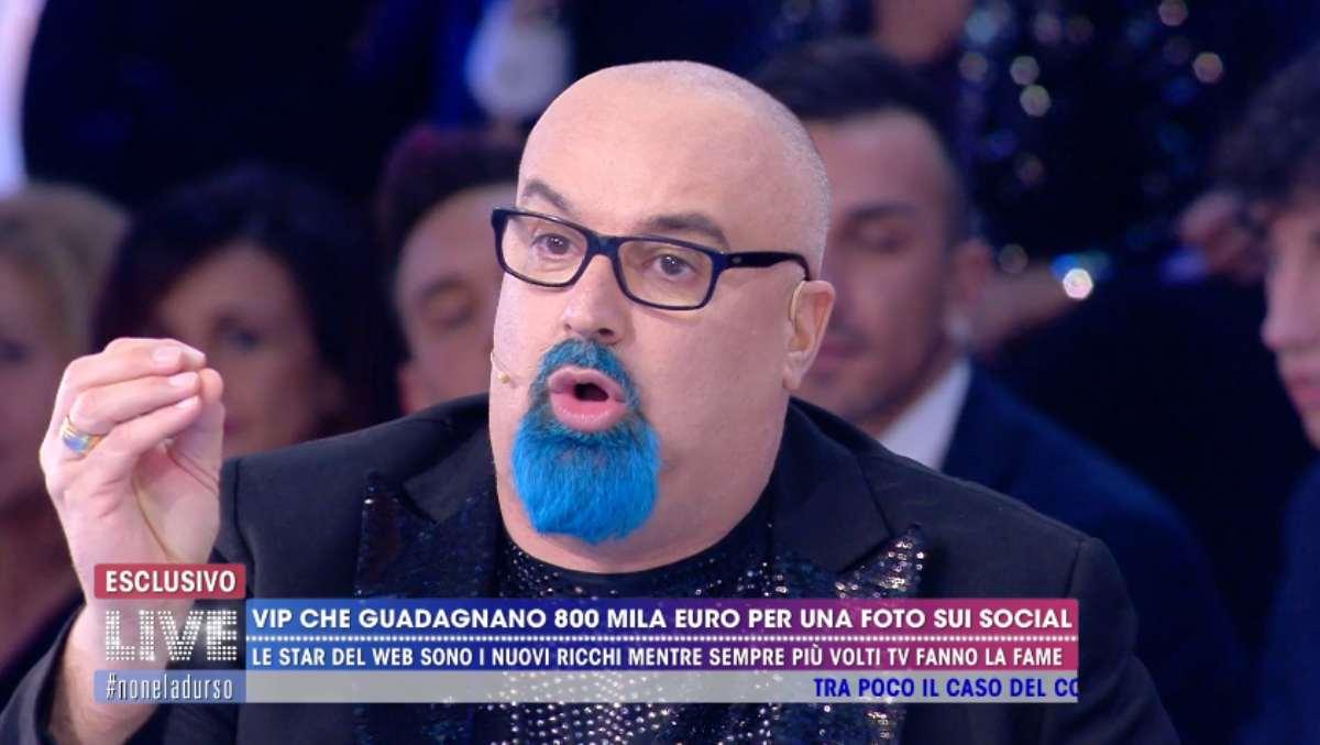 Giovanni Ciacci a Live