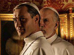 "Jude Law e John Malkovich nel sequel di Sorrentino ""The New Pope"""