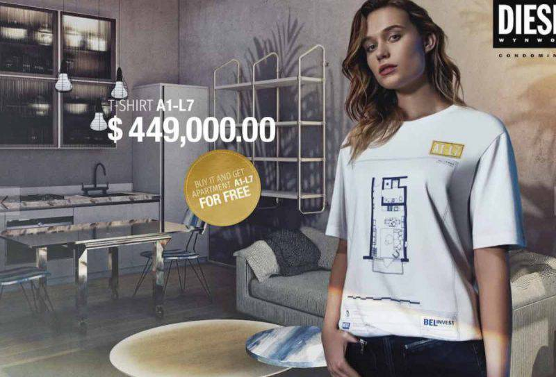 In commercio la nuova campagna d'abbigliamento Diesel