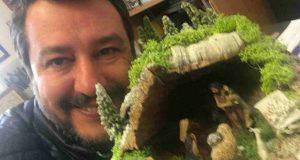 Matteo Salvini nozze