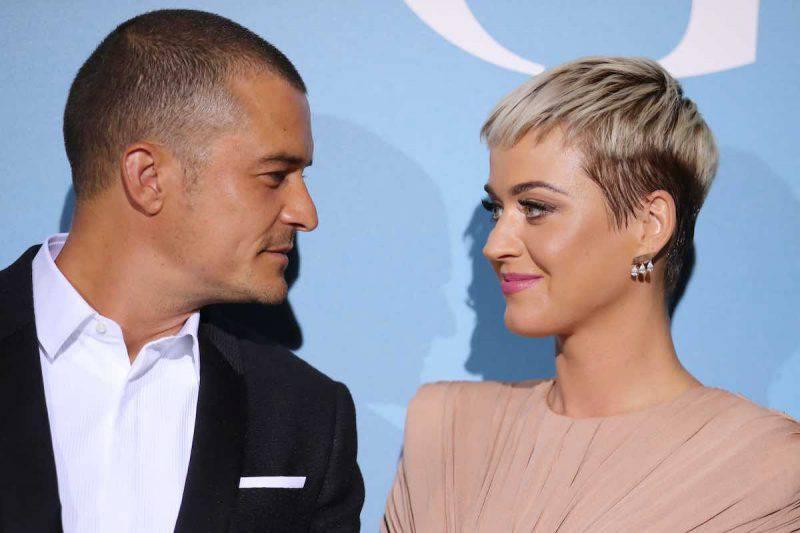 Katy Perry e Orlando Bloom non ancora sposi