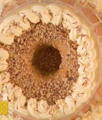 Bake Off Italia   La ricetta della Chiffon Cake di Hasnaa