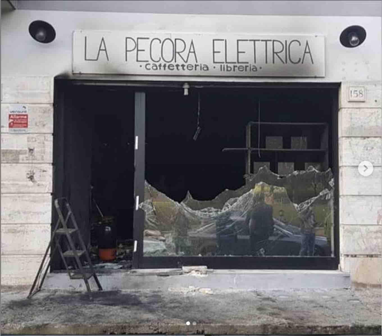 la pecora elettrica chiusa