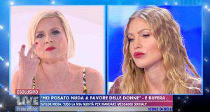 Taylor Mega vs Antonella Elia