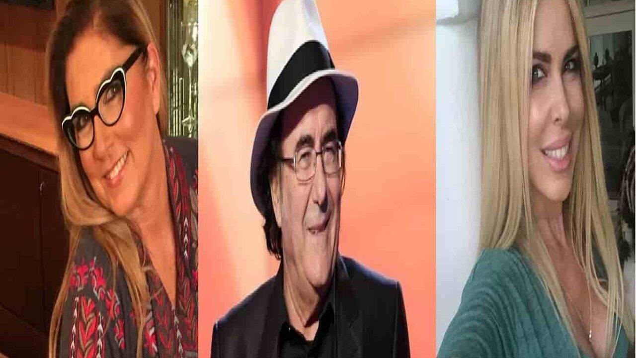 Loredana Lecciso E Romina Fanno Pace C Entra Al Bano