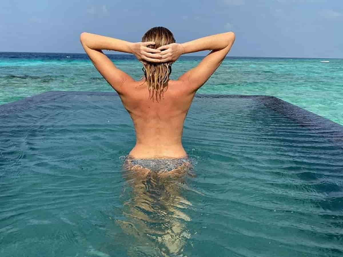 "Il resort dei Vip alle Maldive | Un Capodanno da ""film"" – VIDEO"