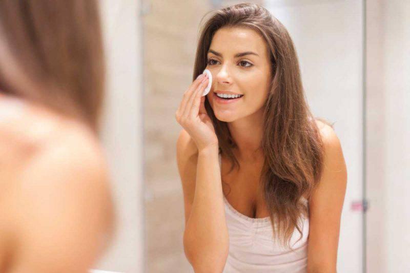 Tonico viso per skincare