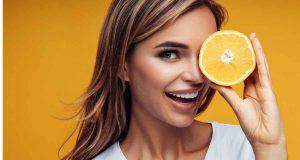 Vitamina C utile per la pelle