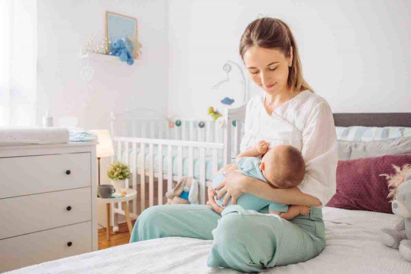 Allattamento e ciclo mestruale irregolare