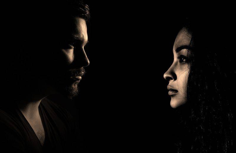 coppia paura dell'amore
