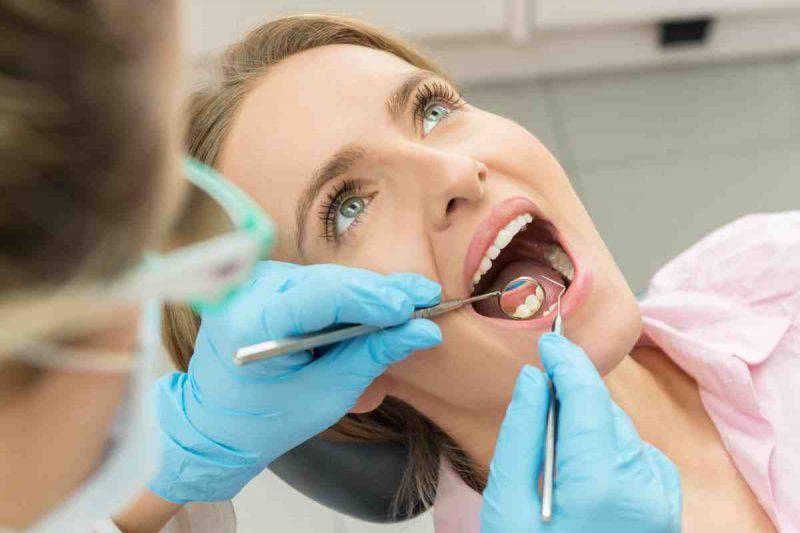 Carie che causano mal di denti