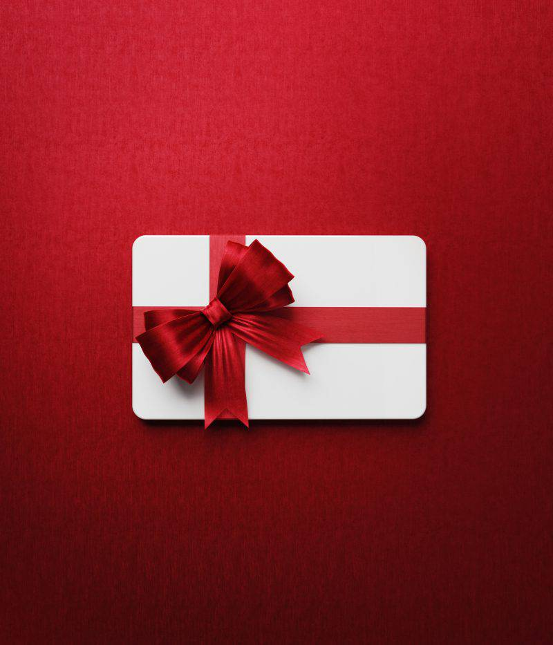 Gift Card | Idee regalo dell'ultimo minuto Natale 2019